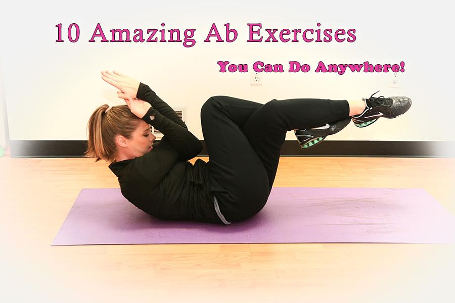 10 ab exercises