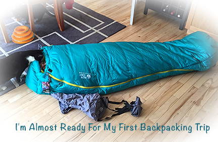 First backpacking trip