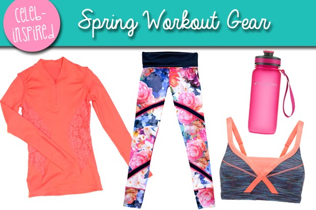 spring workout clothes