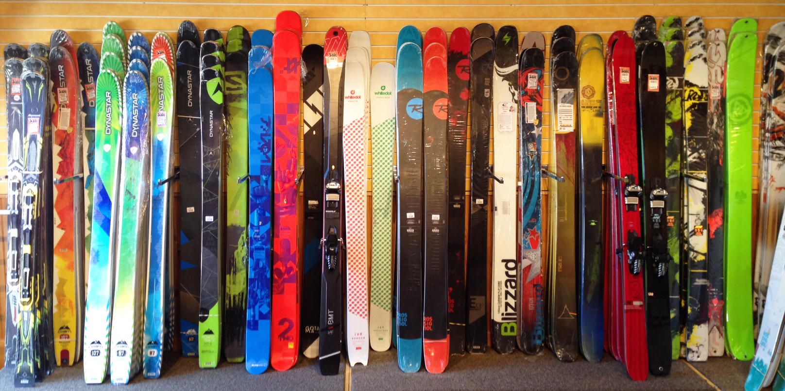 Picking the One Ski Quiver