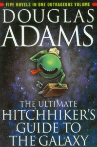 The Hitchhiker's Guide to the Galaxy - Summer Reading