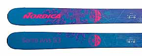 Nordica Santa Ana 93 All Mountain Ski