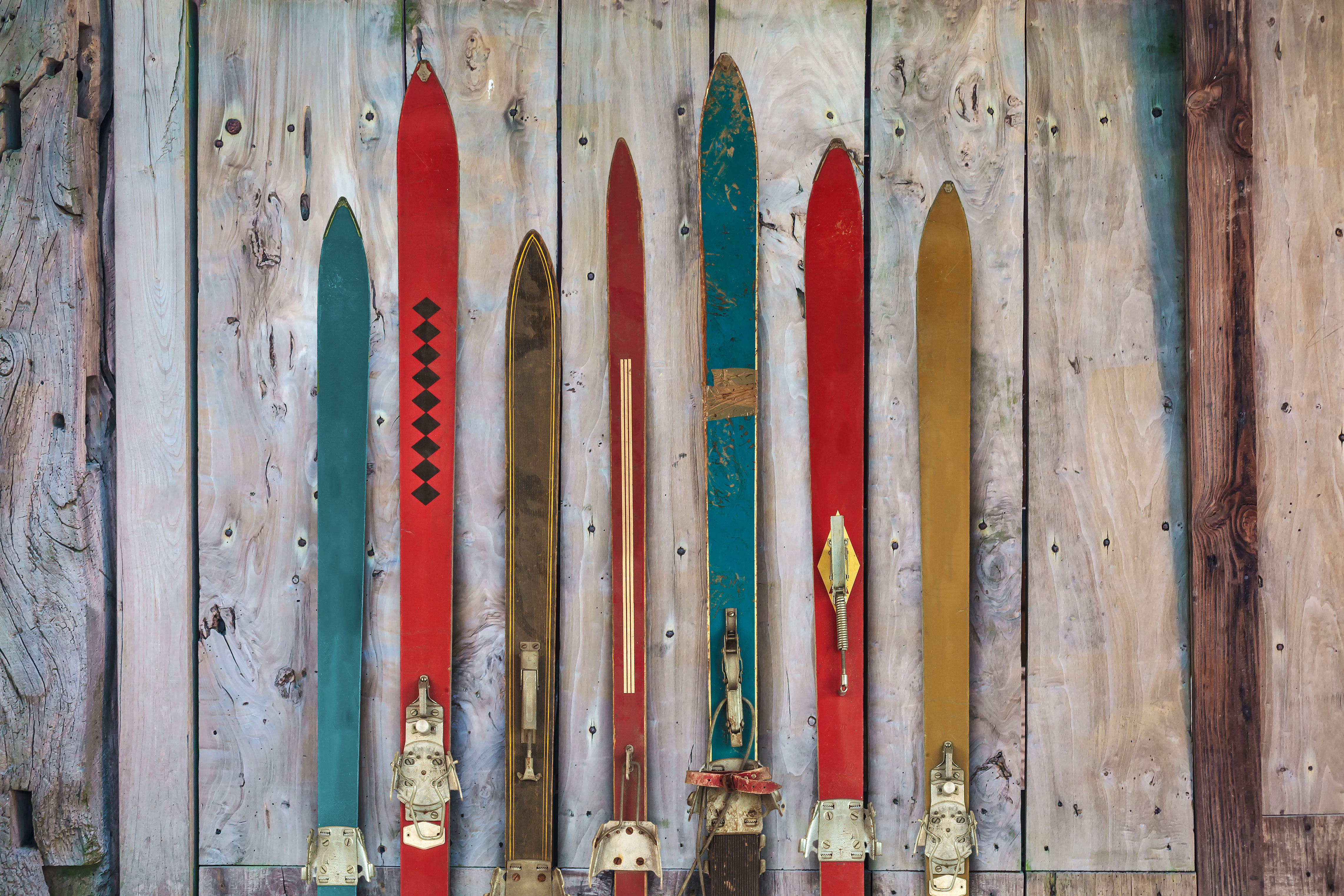 Spring Cleaning for Skiers