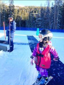 are your kids ready for skiing?