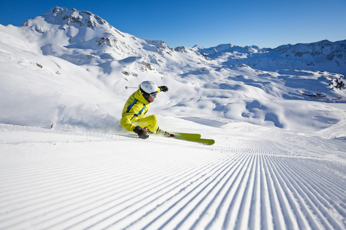 high performance carving skis