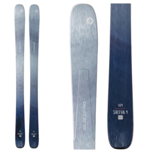 Blizzard Sheeva 9 Women's Skis 2020