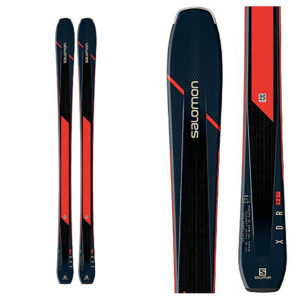 Salomon XDR 84 TI Skis 2020