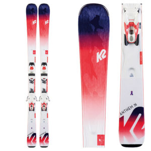 K2 Anthem 76 Women Skis 2020