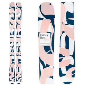 Line Honey Bee Womens Skis 2020