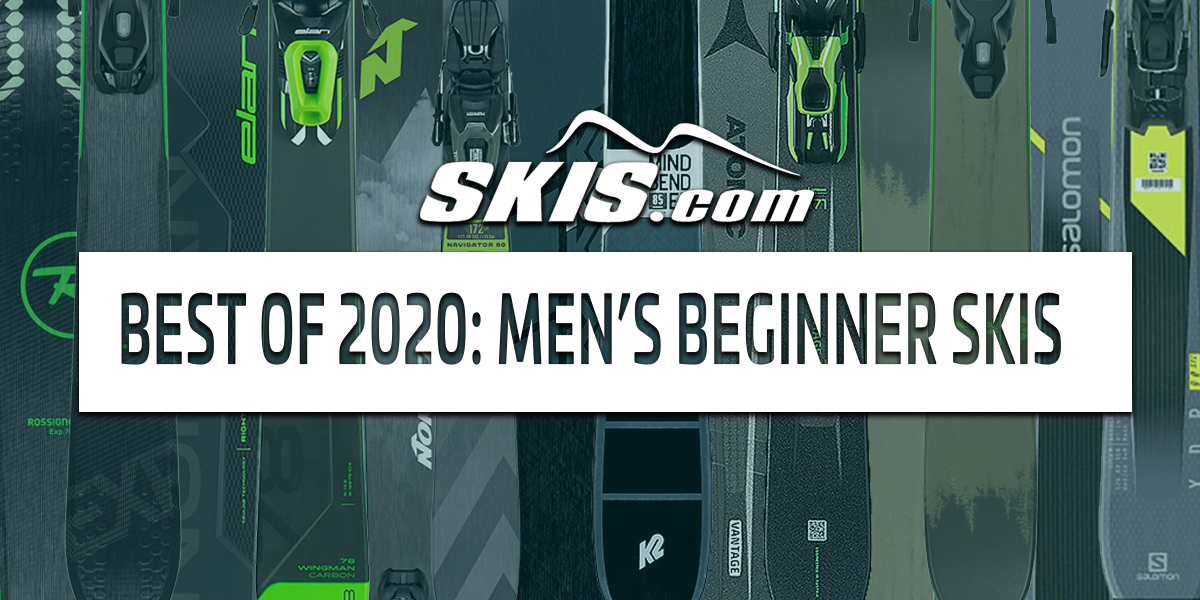 Top 7 Men's Beginner Skis 2019-2020