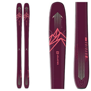 Salomon QST Myriad 85 Womens Skis 2020