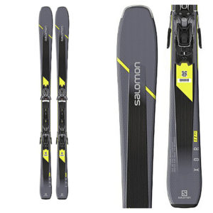 Salomon XDR 80 ST C Skis 2020