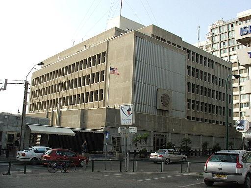 U.S. Embassy in Tel Aviv