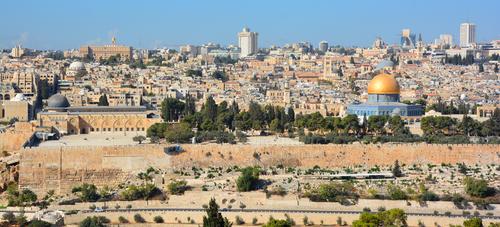 Jerusalem, capital of Israel