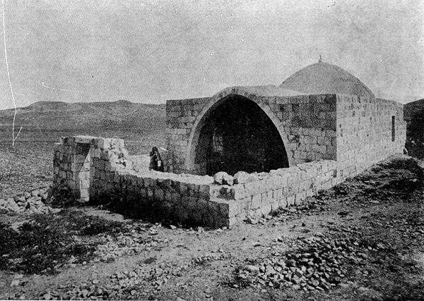 Joseph's Tomb