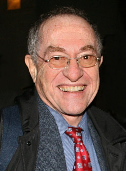 attorney alan dershowitz