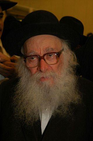 Rabbi Nissim Karelitz, Shlita