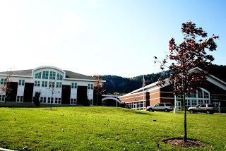 Monument Valley Regional Middle School in Massachusetts