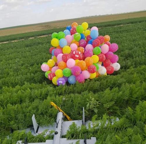 balloon terror