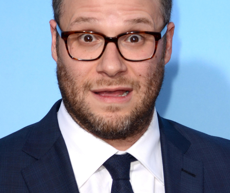 Actor Comedian Seth Rogen