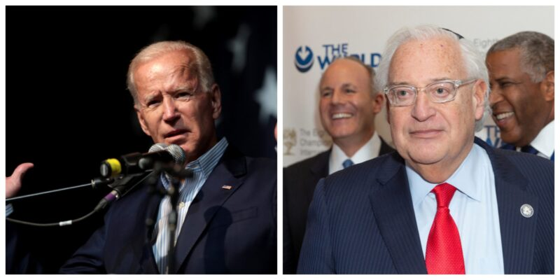 Joe Biden David Friedman