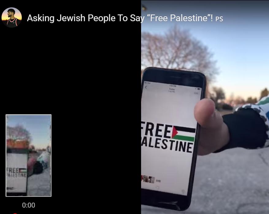 Kosher Grocery Detroit Dulla Mulla Video screenshot