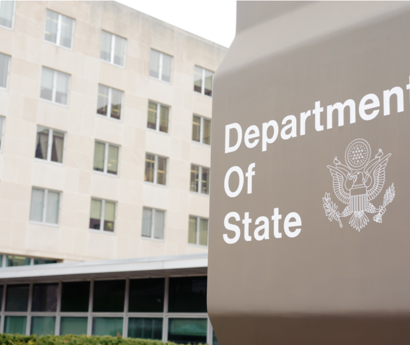 US dept of state