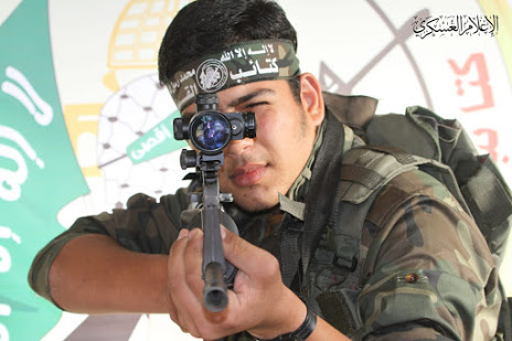 Usama Jamal al-Zibda Hamas Field Commander