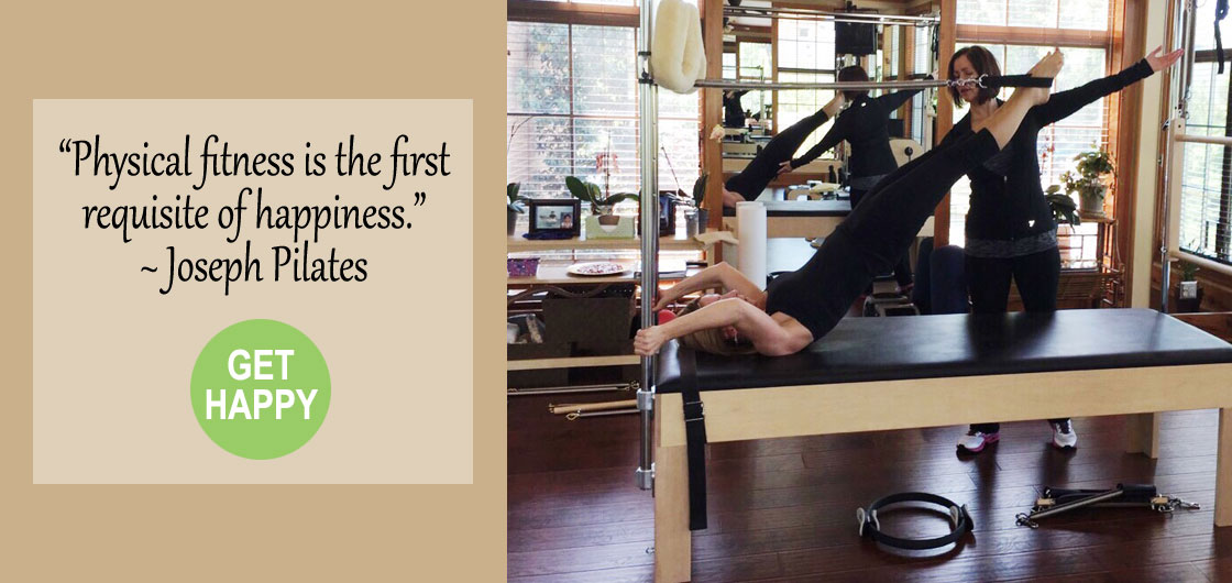 Elizabeth Brown pilates / Rome, Georgia