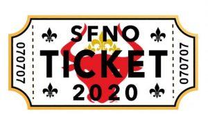 SFNO 2020 Ticket