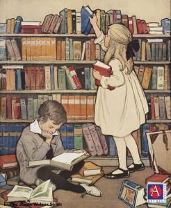 bookschildrenJessieWillcoxSmithartistFCC