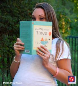 pregnantwomanwithbookDréaRewalFCC