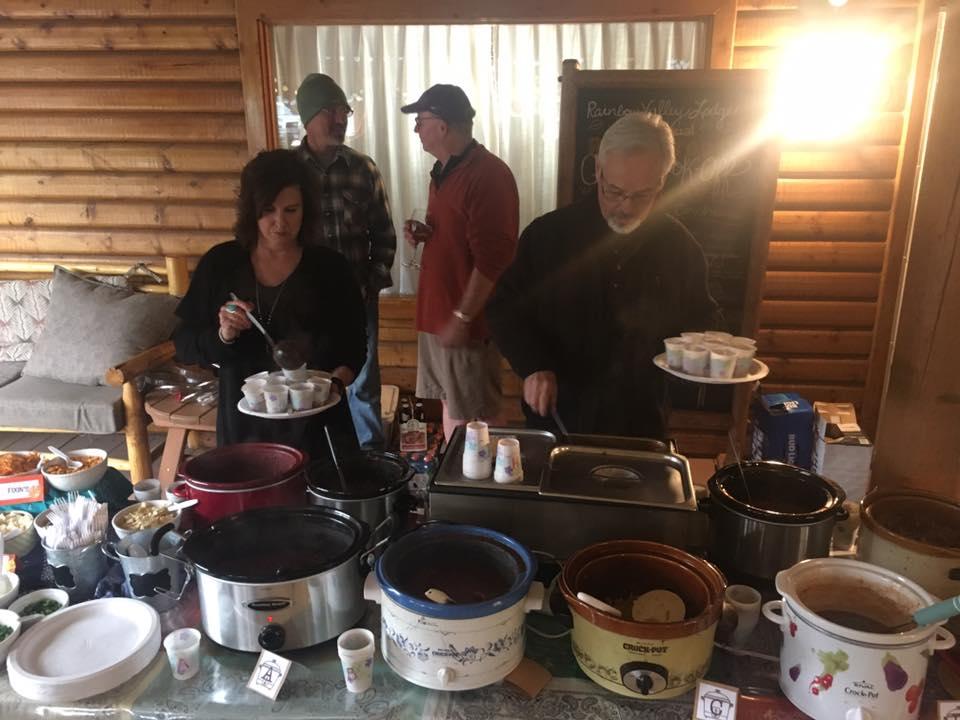Annual RVL Chili Cook-Off