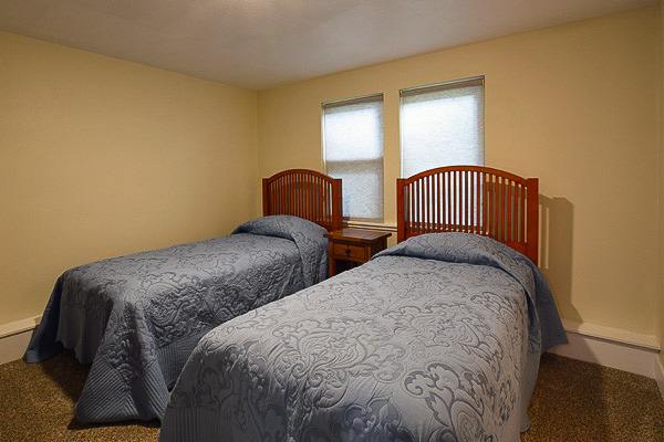 Bear Creek Twin Bedroom