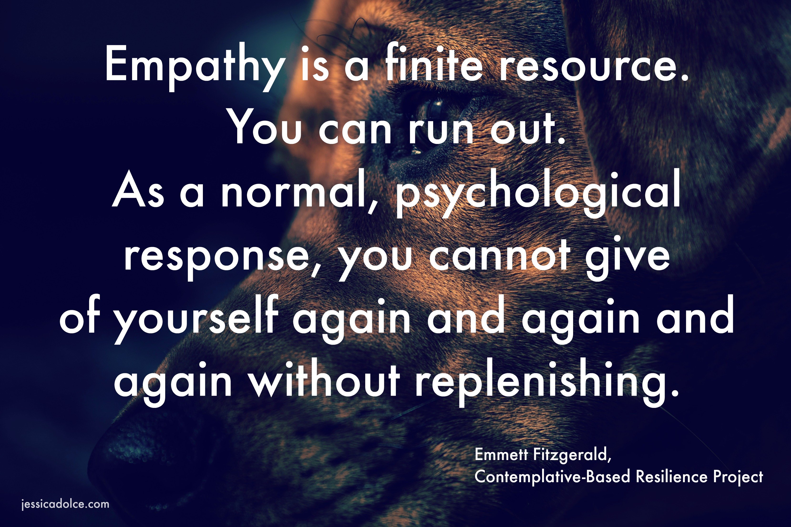 The Dark Side of Empathy: When Too Much Turns Into None