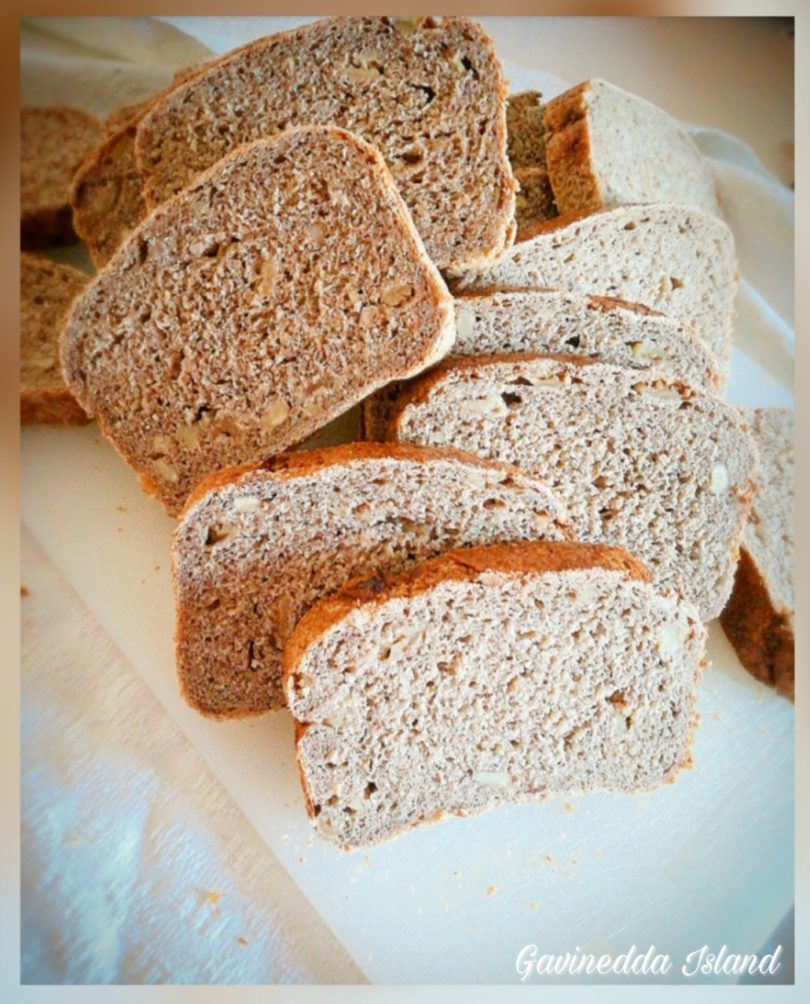 Pane dolce di segale