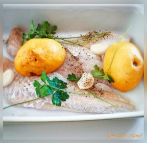Merluzzo marinato