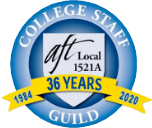 AFT College Staff Guild Local 1521A