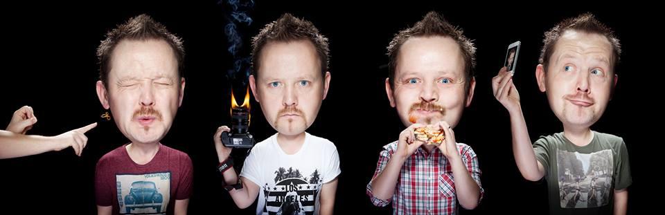 Movember Portait Ideas