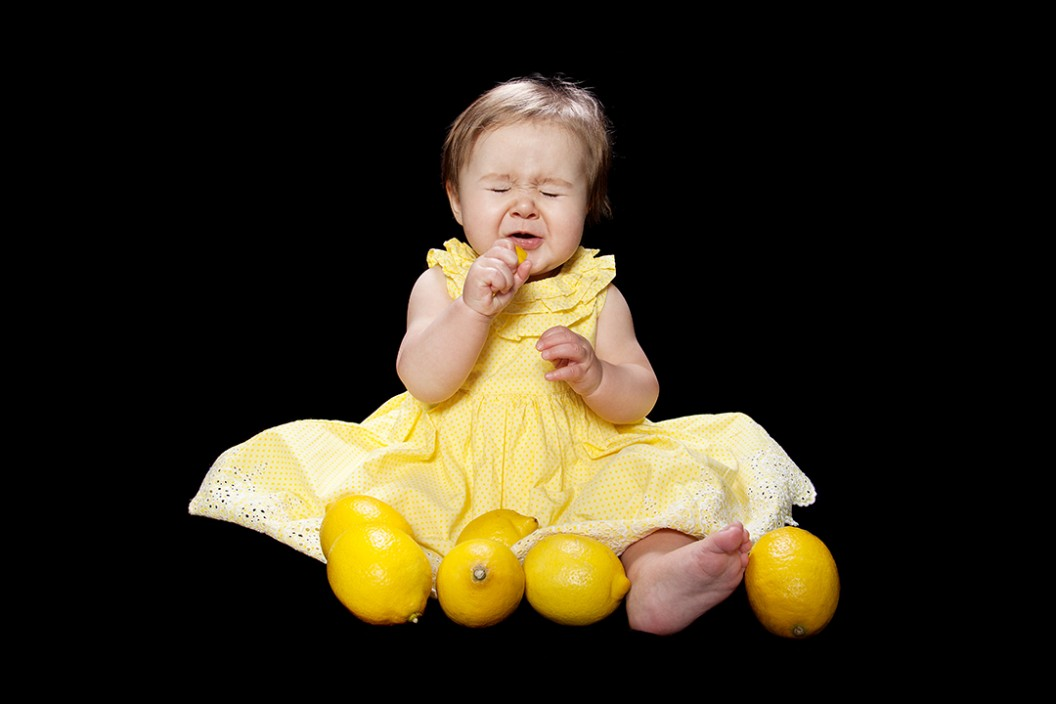 Lemon Babies Portrait Project