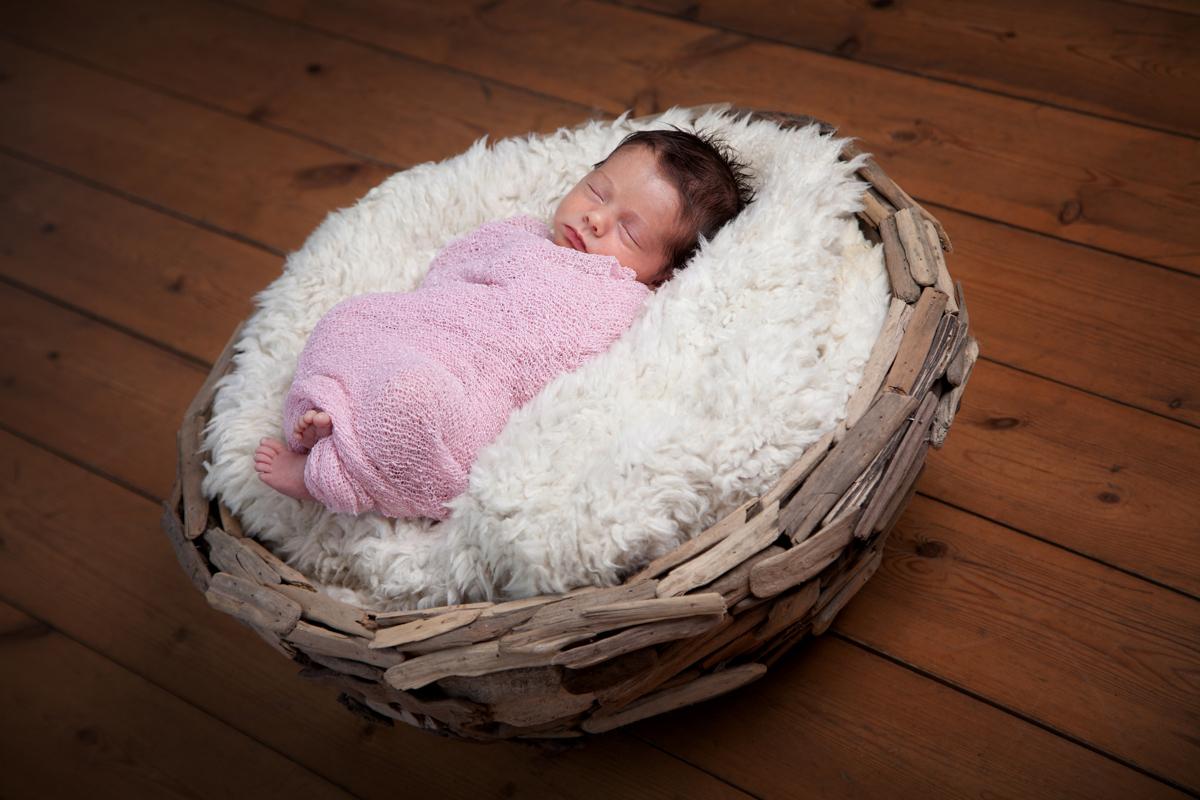 Newborn Portraits Somerset