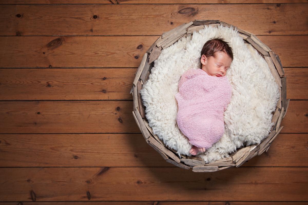 Fine art Newborn Portraits