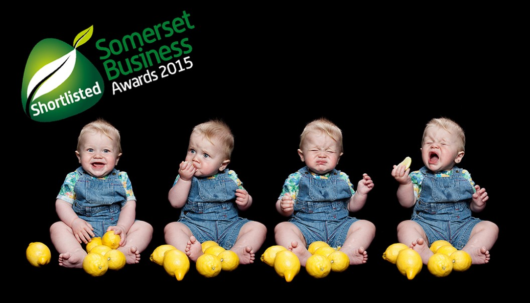 Lemon Babies Somerset Business Awards