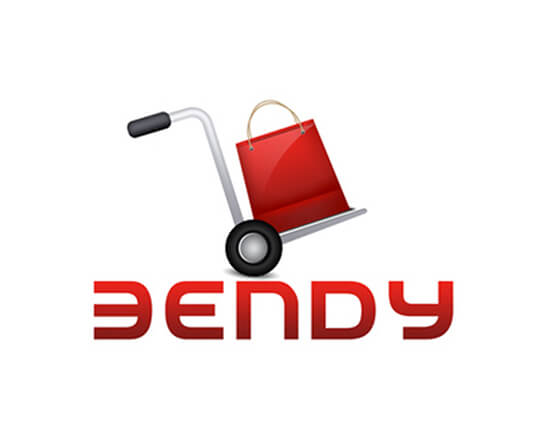 bendi logo design