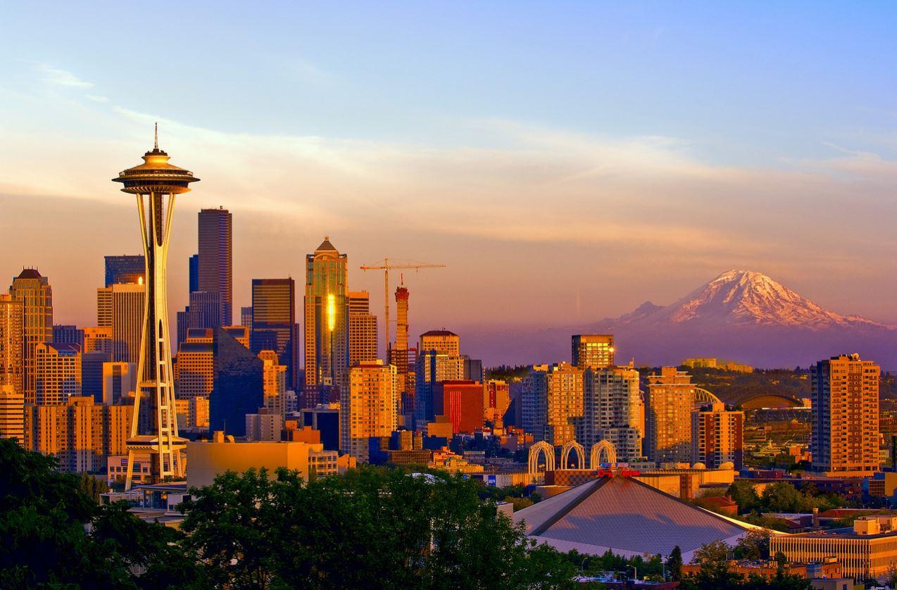 Seattle Skyline2