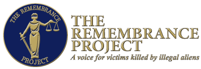 Press Release: Tom Homan joins The Remembrance Project for the National Day of Remembrance
