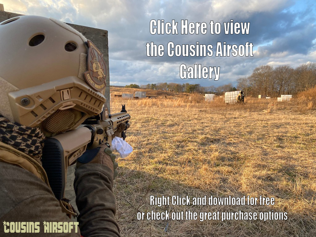 Airsoft Photo Gallery