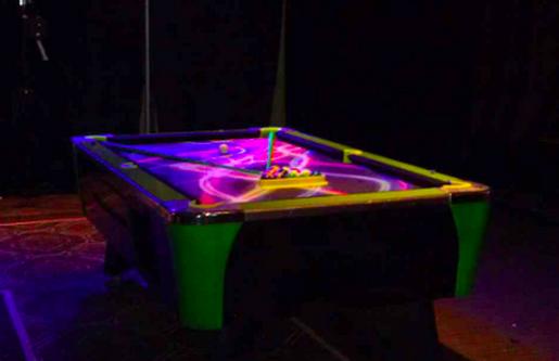 Blacklight Pool