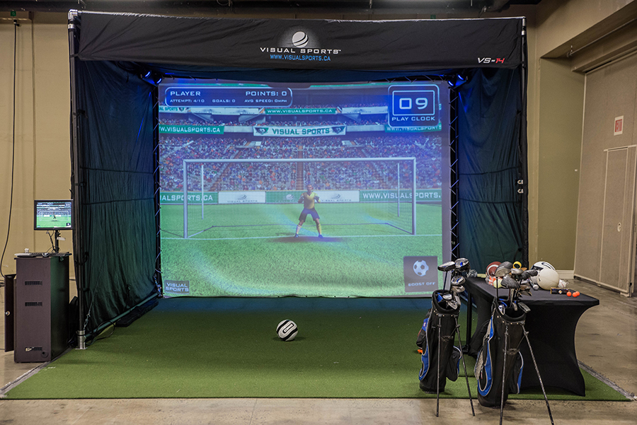 Virtual Sports System 2