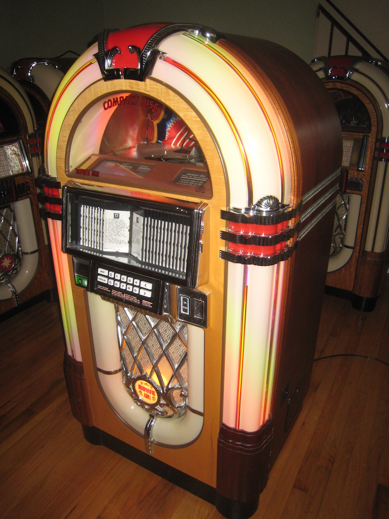 Amusement Masters Jukebox 2